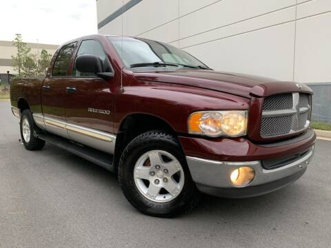 2002 Dodge Ram Pickup 1500 for sale at PM Auto Group LLC in Chantilly VA