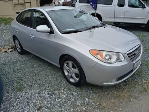 2008 Hyundai Elantra for sale at AUCTION SERVICES OF CALIFORNIA in El Dorado CA