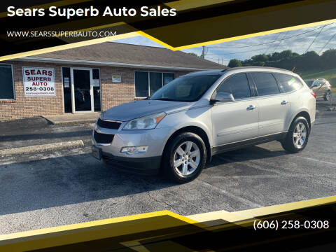 2011 Chevrolet Traverse for sale at Sears Superb Auto Sales in Corbin KY