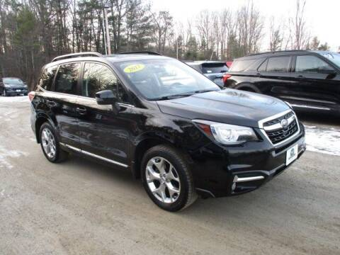 2017 Subaru Forester for sale at MC FARLAND FORD in Exeter NH