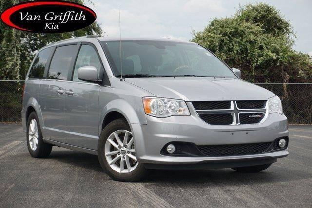 2019 Dodge Grand Caravan for sale at Van Griffith Kia Granbury in Granbury TX