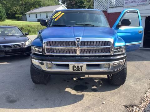 1999 Dodge Ram Pickup 1500 for sale at Moose Motors in Morganton NC