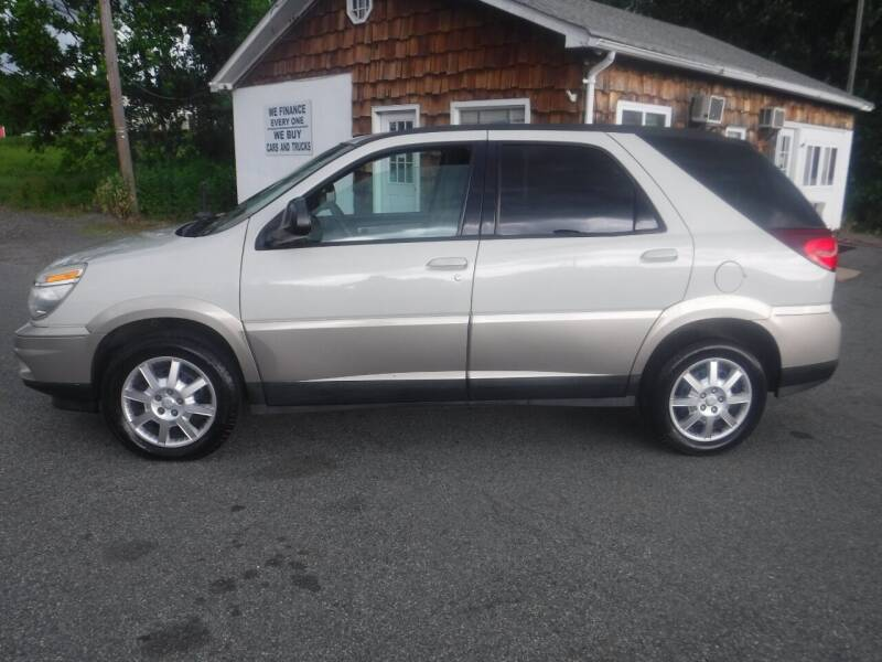 2005 Buick Rendezvous for sale at Trade Zone Auto Sales in Hampton NJ