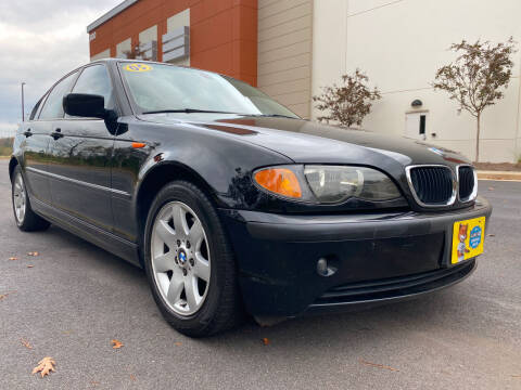 2005 BMW 3 Series for sale at ELAN AUTOMOTIVE GROUP in Buford GA