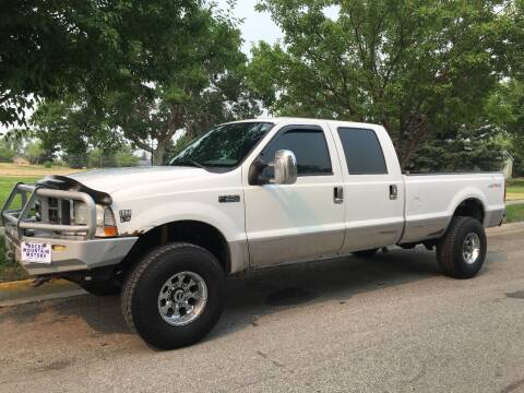 1999 Ford F-350 Super Duty for sale at Kevs Auto Sales in Helena MT