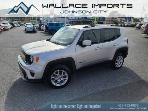 2019 Jeep Renegade for sale at WALLACE IMPORTS OF JOHNSON CITY in Johnson City TN