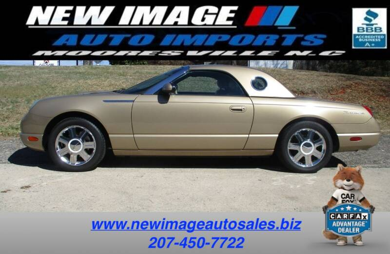 2005 Ford Thunderbird for sale at New Image Auto Imports Inc in Mooresville NC