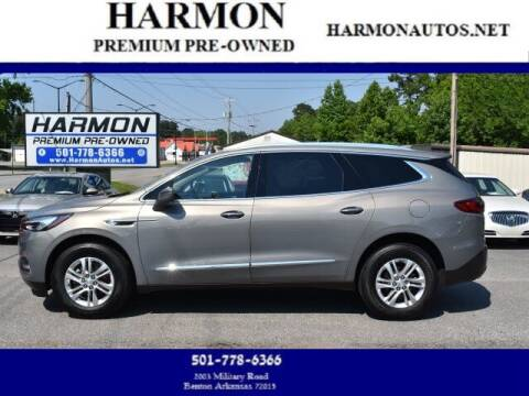 2018 Buick Enclave for sale at Harmon Premium Pre-Owned in Benton AR