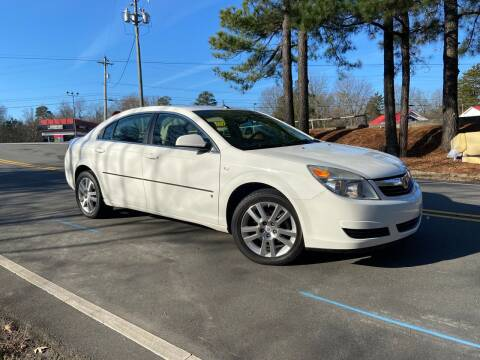 2007 Saturn Aura for sale at THE AUTO FINDERS in Durham NC