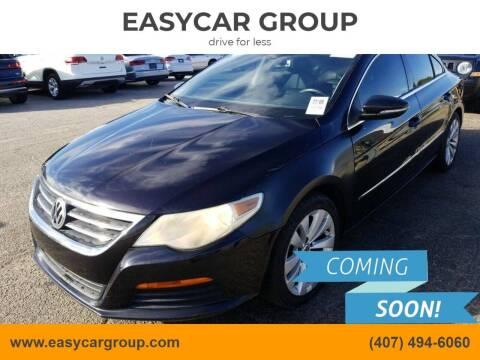 2012 Volkswagen CC for sale at EASYCAR GROUP in Orlando FL