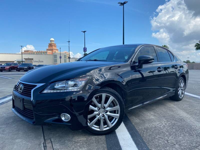 2013 Lexus GS 350 for sale at Florida Coach Trader Inc in Tampa FL
