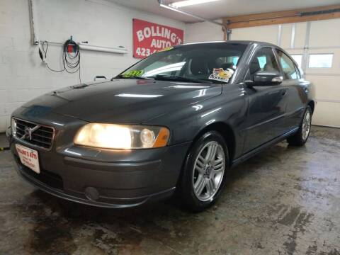 2007 Volvo S60 for sale at BOLLING'S AUTO in Bristol TN
