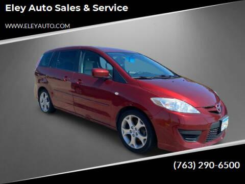 2008 Mazda MAZDA5 for sale at Eley Auto Sales & Service in Loretto MN