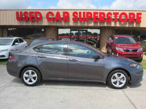 2015 Dodge Dart for sale at Checkered Flag Auto Sales NORTH in Lakeland FL