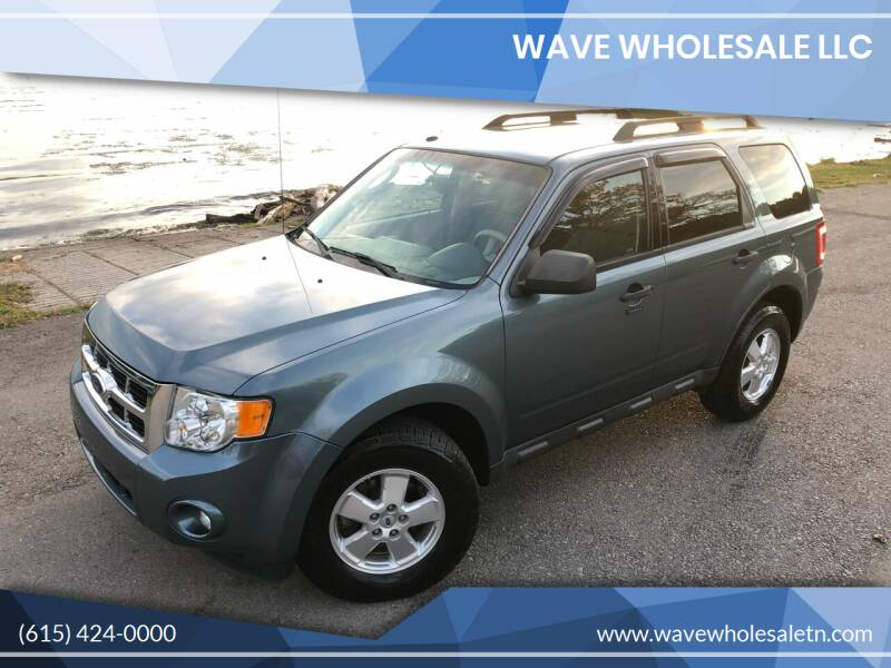 2012 Ford Escape for sale at Wave Wholesale LLC in Gallatin TN