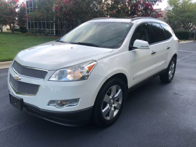 2012 Chevrolet Traverse for sale at TURN KEY OF CHARLOTTE in Mint Hill NC
