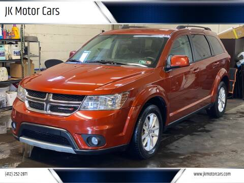 2013 Dodge Journey for sale at JK Motor Cars in Pittsburgh PA
