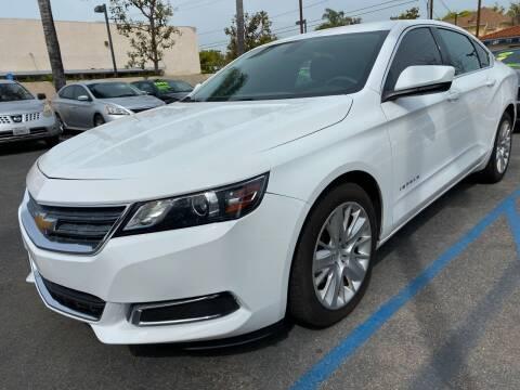 2015 Chevrolet Impala for sale at MIKE AHWAZI in Santa Ana CA