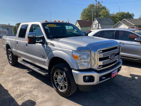 2014 Ford F-350 Super Duty for sale at Albia Motor Co in Albia IA