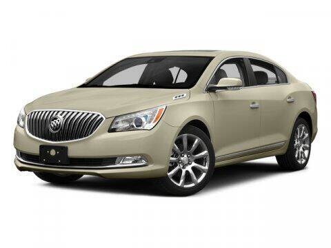 2015 Buick LaCrosse for sale at HILAND TOYOTA in Moline IL