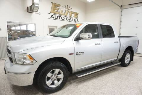 2013 RAM Ram Pickup 1500 for sale at Elite Auto Sales in Ammon ID