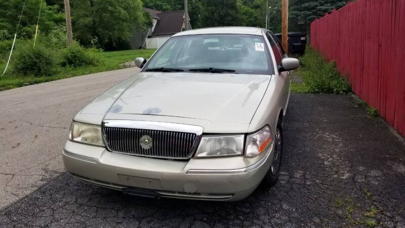 2004 Mercury Grand Marquis for sale at Buy For Less Motors, Inc. in Columbus OH