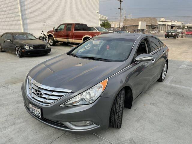 2013 Hyundai Sonata for sale at Hunter's Auto Inc in North Hollywood CA