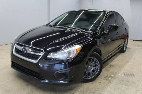 2014 Subaru Impreza for sale at Flash Auto Sales in Garland TX