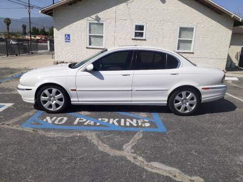 2004 Jaguar X-Type for sale at RN AUTO GROUP in San Bernardino CA