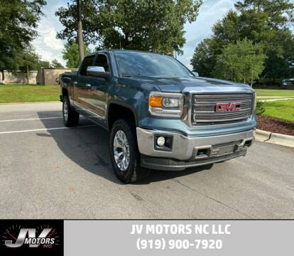 2014 GMC Sierra 1500 for sale at JV Motors NC LLC in Raleigh NC