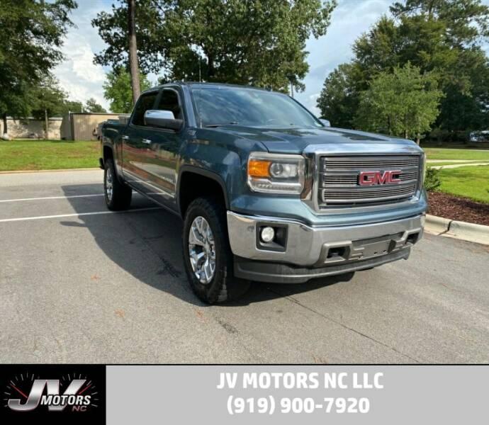 2014 GMC Sierra 1500 for sale at JV Motors NC LLC in Raleigh NC