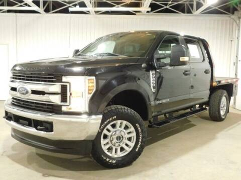 2019 Ford F-250 Super Duty for sale at Bulldog Motor Company in Borger TX