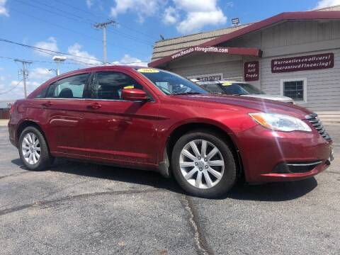 2013 Chrysler 200 for sale at The Auto Store in Griffith IN