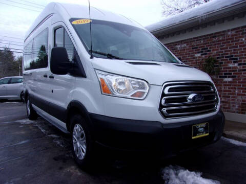 2019 Ford Transit Passenger for sale at Certified Motorcars LLC in Franklin NH