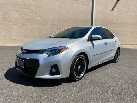 2016 Toyota Corolla for sale at ELITE MOTORWORKS in Portland OR