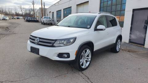 2013 Volkswagen Tiguan for sale at JT AUTO in Parma OH
