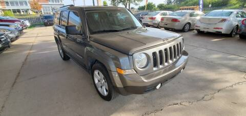 2013 Jeep Patriot for sale at Divine Auto Sales LLC in Omaha NE