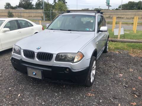 2005 BMW X3 for sale at Branch Avenue Auto Auction in Clinton MD