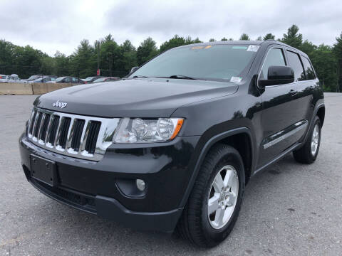 2013 Jeep Grand Cherokee for sale at Commercial Street Auto Sales in Lynn MA