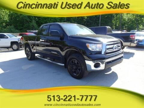 2012 Toyota Tundra for sale at Cincinnati Used Auto Sales in Cincinnati OH