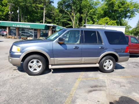 2003 Ford Expedition for sale at A-1 Auto Sales in Anderson SC