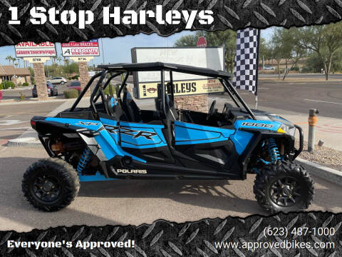 2020 Polaris Rzr Xp 4 1000 for sale at 1 Stop Harleys in Peoria AZ
