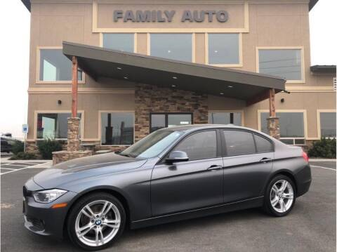 2015 BMW 3 Series for sale at Moses Lake Family Auto Center in Moses Lake WA