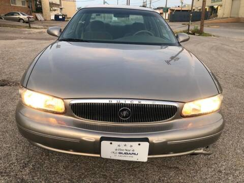 2002 Buick Century for sale at Dynasty Auto in Dallas TX
