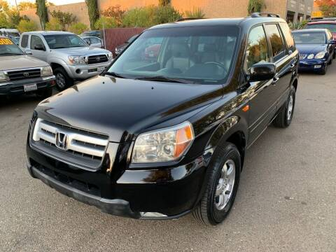2007 Honda Pilot for sale at C. H. Auto Sales in Citrus Heights CA
