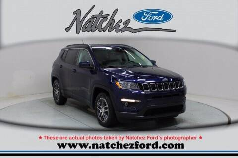 2018 Jeep Compass for sale at Auto Group South - Natchez Ford Lincoln in Natchez MS