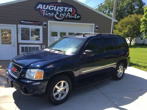 2007 GMC Envoy for sale at Augusta Tire & Auto in Augusta WI