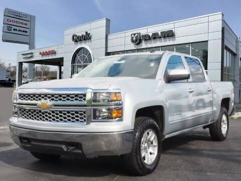 2015 Chevrolet Silverado 1500 for sale at Ron's Automotive in Manchester MD