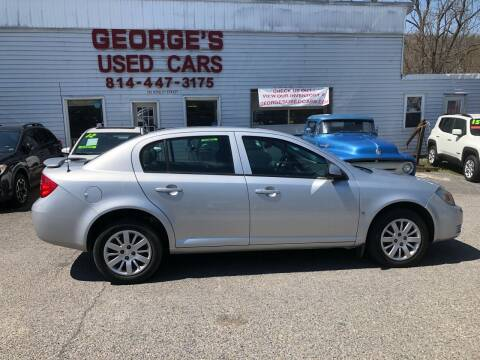 2009 Chevrolet Cobalt for sale at George's Used Cars Inc in Orbisonia PA