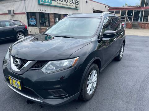 2014 Nissan Rogue for sale at MR Auto Sales Inc. in Eastlake OH